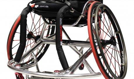 fauteuil roulant sport