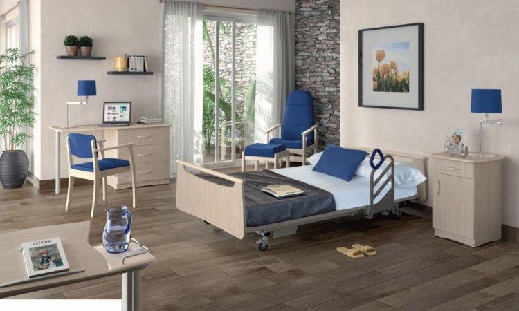 Location de lit médicalisé livré et installé à domicile